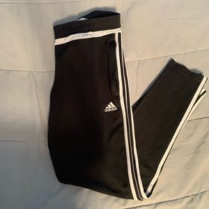 Women's Adidas Track pant size L
